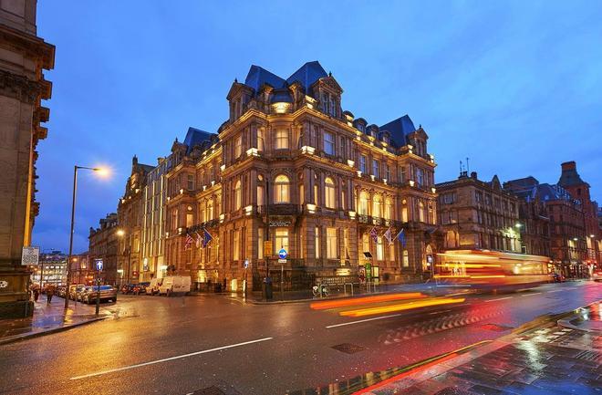 利物浦希爾頓逸林溫泉酒店 - 利物浦 - 利物浦 - 建築