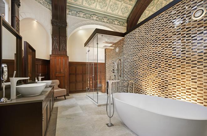 利物浦希爾頓逸林溫泉酒店 - 利物浦 - 利物浦 - 浴室