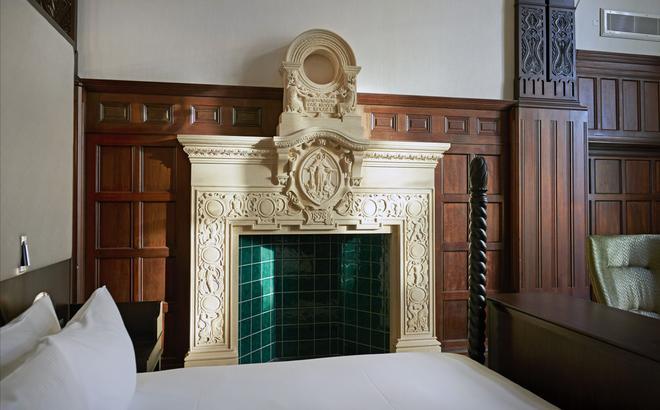 利物浦希爾頓逸林溫泉酒店 - 利物浦 - 利物浦 - 臥室