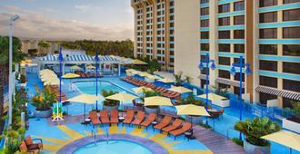 Disney's Paradise Pier Hotel-On Disneyland Resort Property - Anaheim - Piscina