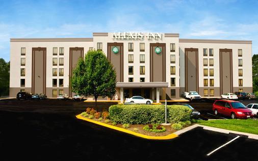 The Alexis Inn & Suites - Nashville Airport - Nashville - Building