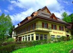 Hotel Haberl - Tarvisio - Gebäude