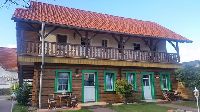 Pension Zum Holzpantoffelmacher - Burg (Spreewald) - Κτίριο