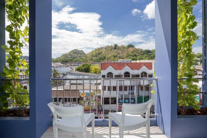 Sino Inn - Phuket - Balcón