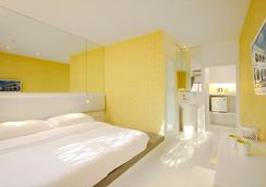 Sino Imperial Design Hotel - Phuket City - Bedroom