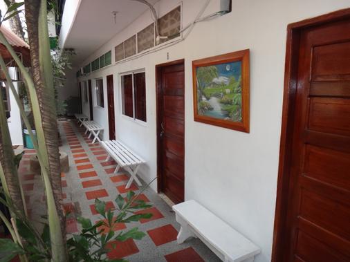 Hotel Zulan - Tolú - Hallway