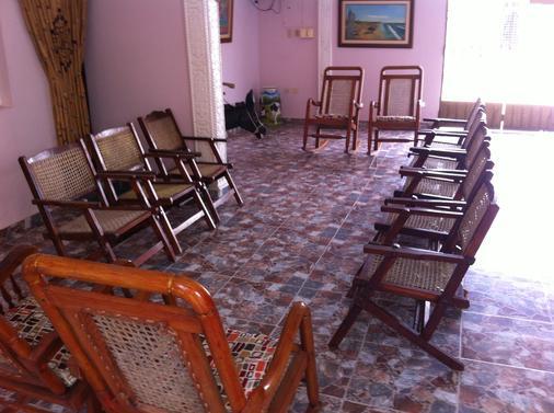 Hotel Zulan - Tolú - Living room