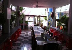 Hotel Zulan - Tolú - Restaurant