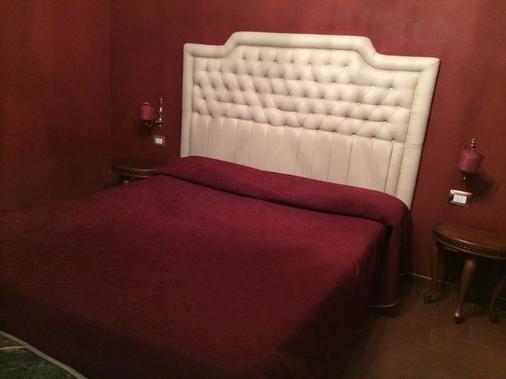 Hotel Foro Romano - Rooma - Makuuhuone