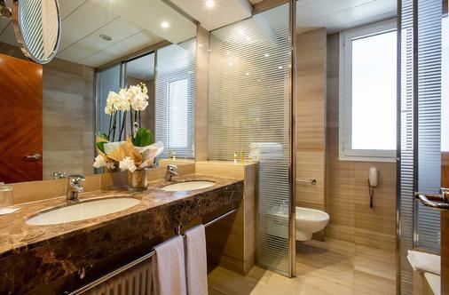 Eurostars Acteón - Valencia - Bathroom