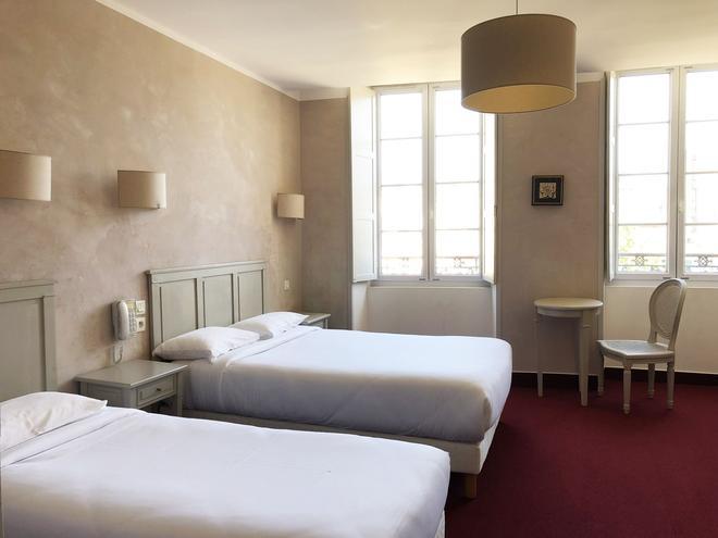 Acanthe Hotel - Bordeaux - Bedroom