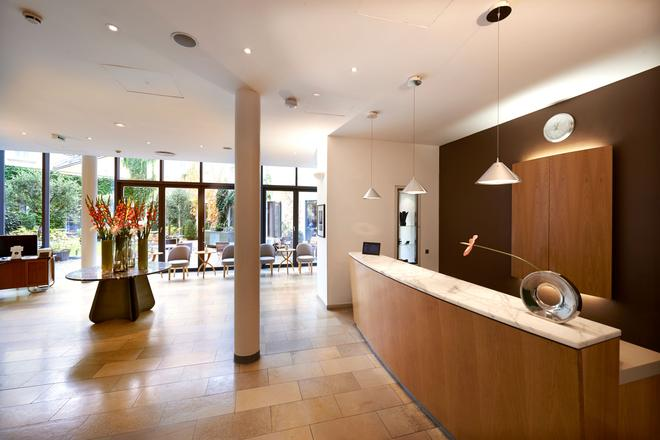 Hotel Das Triest - Vienna - Lobby