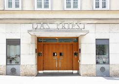 Das Triest, Vienna, a Member of Design Hotels - Wien - Rakennus