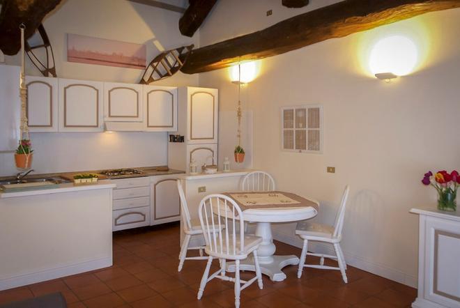 Borgo Zelata - Bereguardo - Kitchen