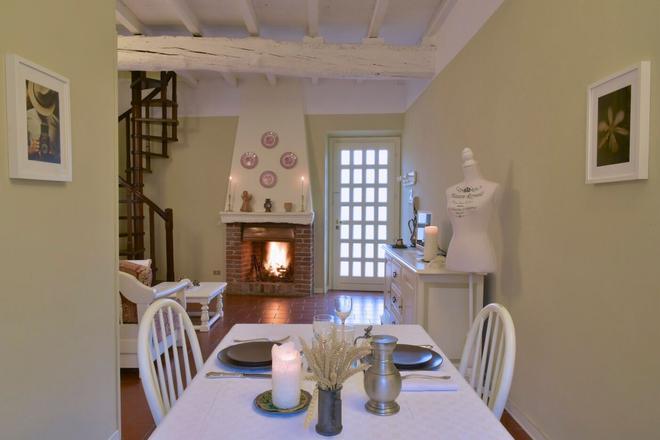 Borgo Zelata - Bereguardo - Dining room