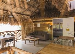 Mondi Lodge - Willemstad - Stue