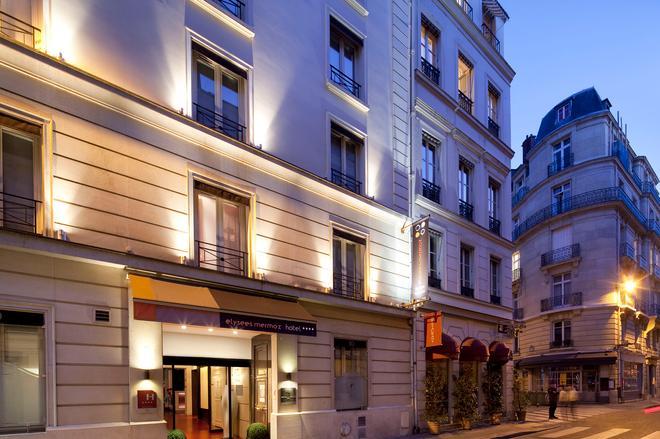 Hotel Elysees Mermoz - París - Edificio