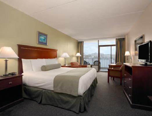 比奇維吉尼亞海灘戴斯酒店 - 維吉尼亞海灘 - 維吉尼亞海灘 - 臥室