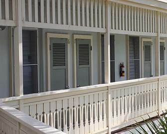 Kauai Palms Hotel - Lihue - Gebouw