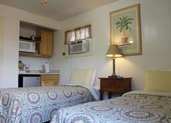 Kauai Palms Hotel - Lihue - Kamar Tidur