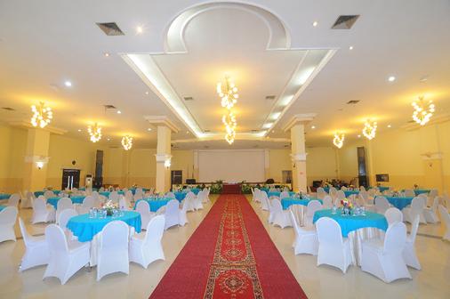 Swarna Dwipa Hotel - Palembang - Bankettsaal