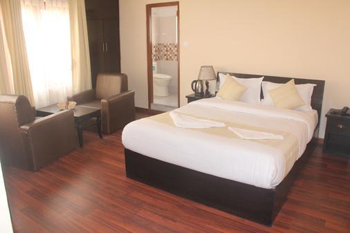 Hotel Dream City - Kathmandu - Bedroom