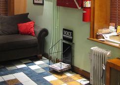 Central Park Hostel - New York - Living room