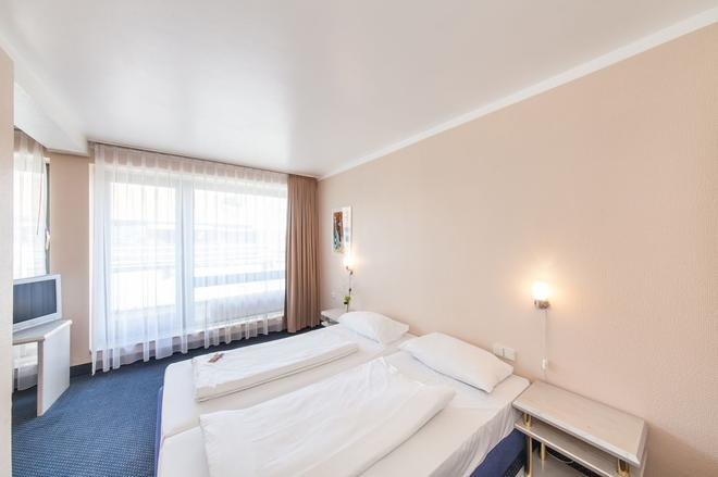 Novum Hotel an der Koe Düsseldorf - Düsseldorf - Bedroom