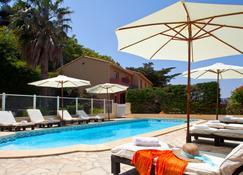 Hotel Le Bon Port - Collioure - Basen