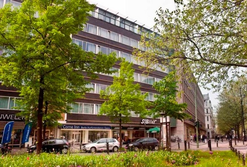 Come Inn Berlin Kurfürstendamm - Βερολίνο - Κτίριο
