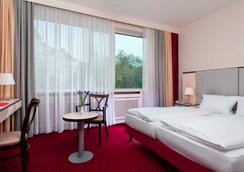 柏林庫坦大街迎賓酒店 - 柏林 - 柏林 - 臥室