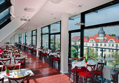 柏林庫坦大街迎賓酒店 - 柏林 - 柏林 - 餐廳