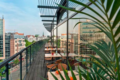 柏林庫坦大街迎賓酒店 - 柏林 - 柏林 - 陽台