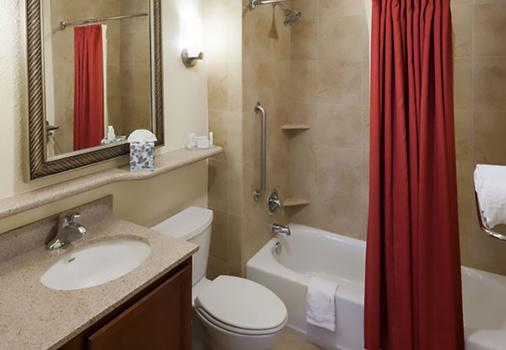 TownePlace Suites by Marriott Fort Worth Downtown - Fort Worth - Bathroom