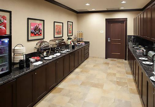 TownePlace Suites by Marriott Fort Worth Downtown - Fort Worth - Buffet