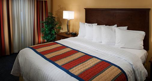 TownePlace Suites by Marriott Fort Worth Downtown - Fort Worth - Bedroom