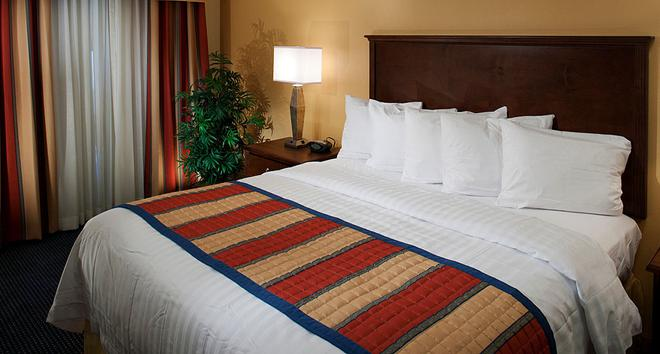 TownePlace Suites by Marriott Fort Worth Downtown - Fort Worth - Makuuhuone