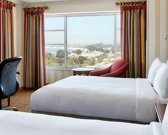 Monterey Marriott - Monterey - Camera da letto