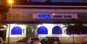 Hostal Ciudad Jardin Malaga - Adults Only - Málaga - Edificio