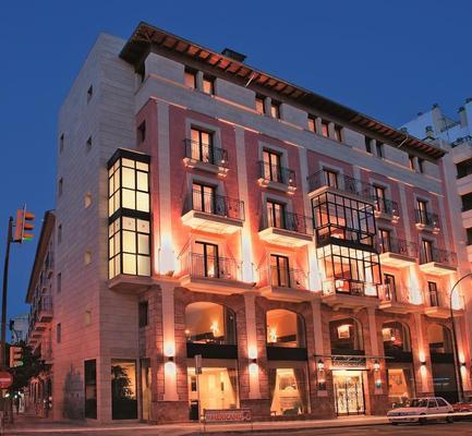 Hotel Continental Palma - Palma de Mallorca - Building