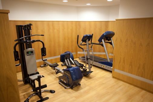 Hotel Continental Palma - Palma de Mallorca - Gym