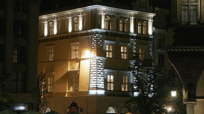 Bonerowski Palace - Krakova - Rakennus
