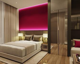 Maccani Luxury Suites - Белград - Bedroom