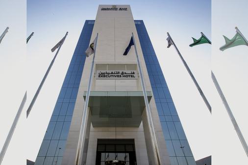 Executives Olaya Hotel - Riyadh - Building