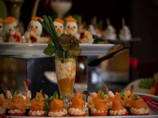 Executives Olaya Hotel - Thủ Đô Riyadh - Buffet