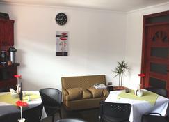 Hotel Bello Temuco - Темуко - Гостиная
