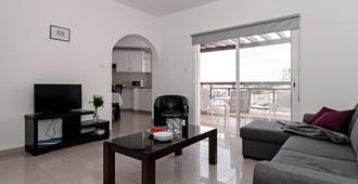 Artemis Cynthia Complex - Pafos - Sala de estar