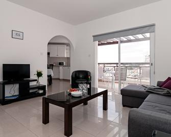 Artemis Cynthia Complex - Paphos - Living room