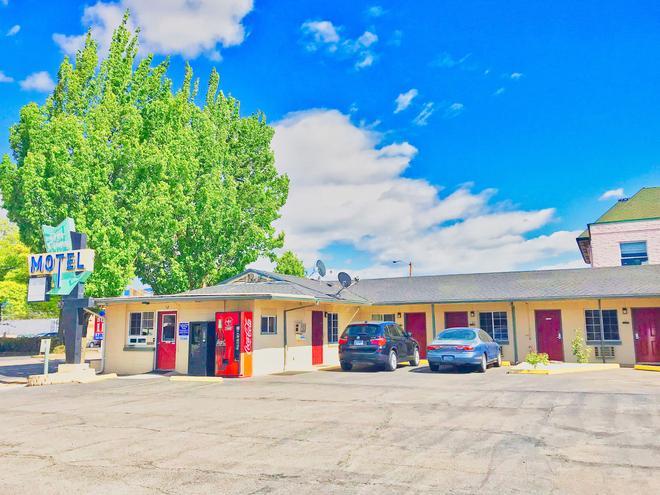 City Center Motel Medford Downtown - Rcc - Medford - Toà nhà