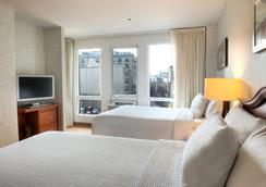 蒙特婁老城區萬豪春季山丘套房酒店 - 蒙特利爾 - 蒙特婁 - 臥室